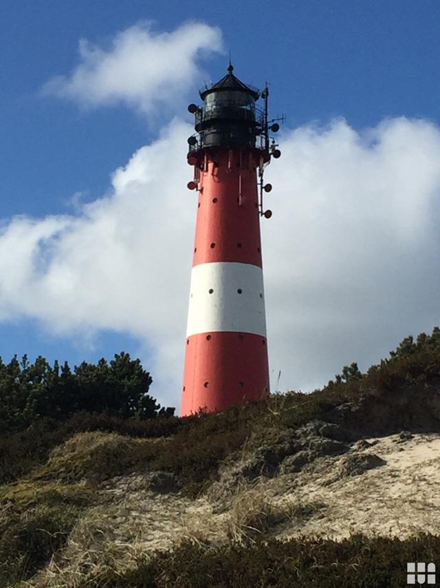 Leuchtturm auf Sylt