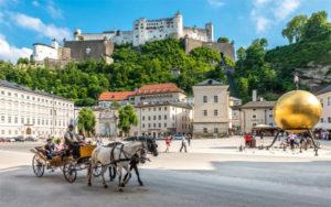 billiger Mietwagen in Salzburg