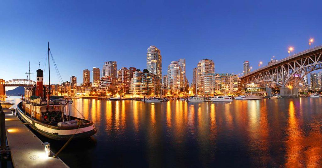 Mietwagen Vancouver