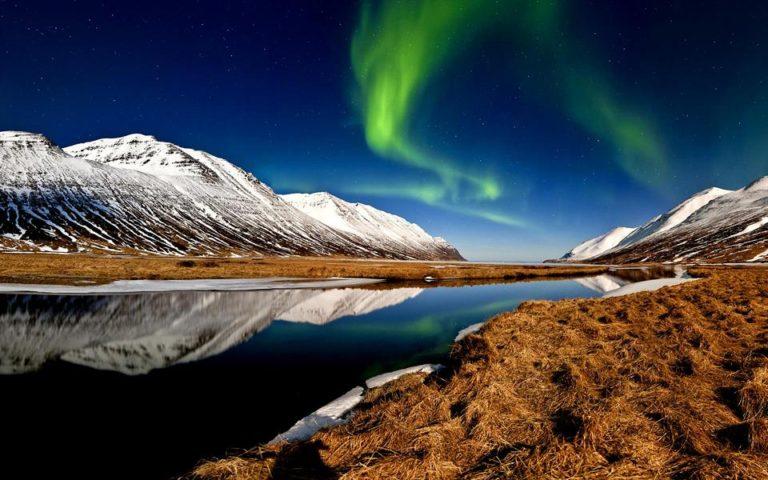 Nordlichter auf Island im Mietwagen-Preisvergleich