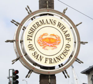 Fishermans Wharf Mietwagen in San Francisco
