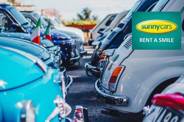 Sunnycars im Mietwagen Preisvergleich