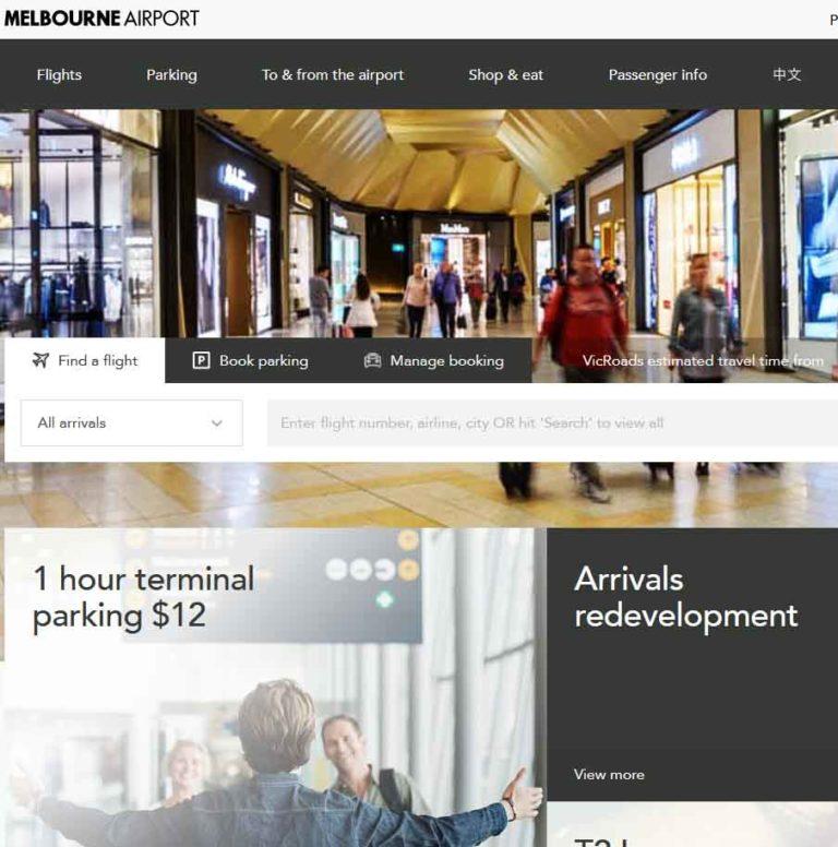 Melbourne Airport MEL Preisvergleich
