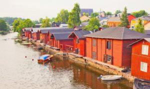 billiger Mietwagen in Helsinki