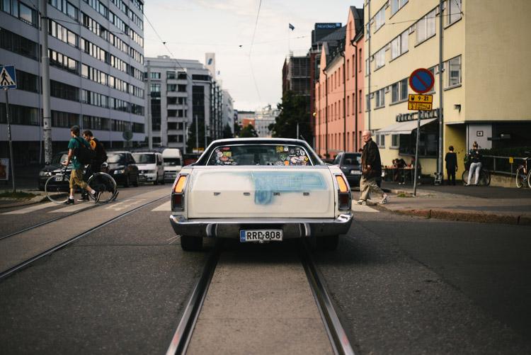 Mietwagen Helsinki