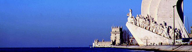 Seefahrer Denkmal Padrao dos Descobriments