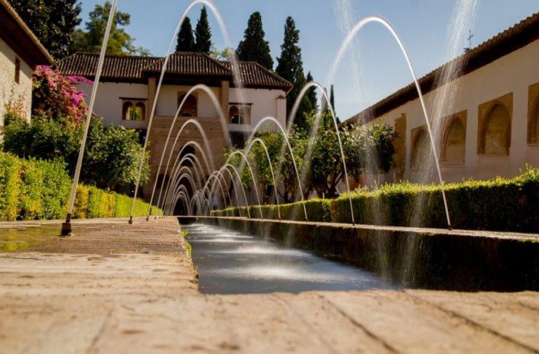 Alhambra Generalife, Mietwagen in Malaga