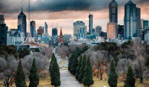 Wolkenkratzer Melbourne, Mietwagen in Melbourne