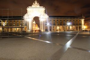 Praca do Comercio - Mietwagen in Lissabon im mietwagen-preisvergleich.de