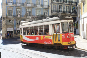 Mietwagen in Lissabon