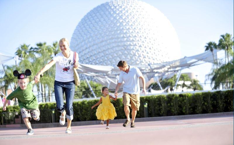 Disney Orlando Space