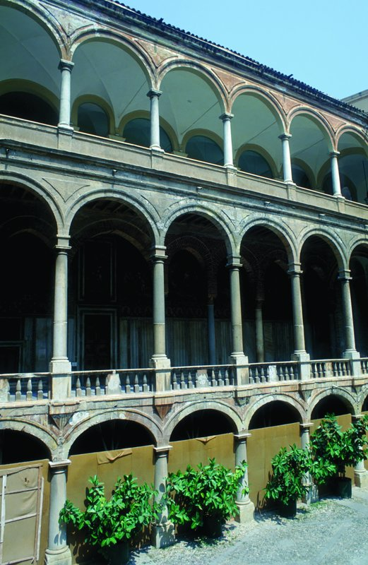 Normannen Palast in Palermo