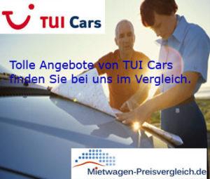 TUI Cars Mietwagen-Preisvergleich