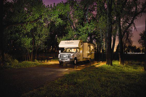 Camper, Wohnmobil mieten