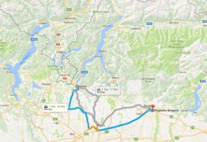 billiger Mietwagen in Bergamo, Mietwagen Italien