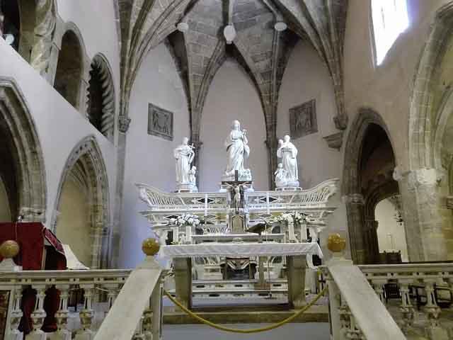 Kirche in Alghero Sardinien