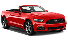 hertz autovermietung fun collection ford mustang