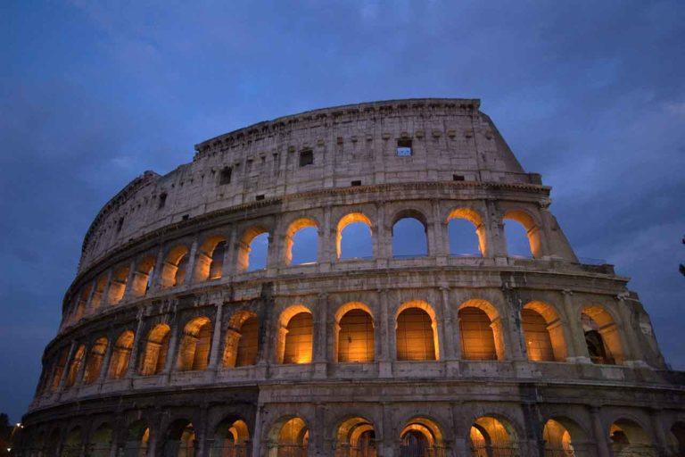 Colosseum in Rom Mietwagen Vergleich