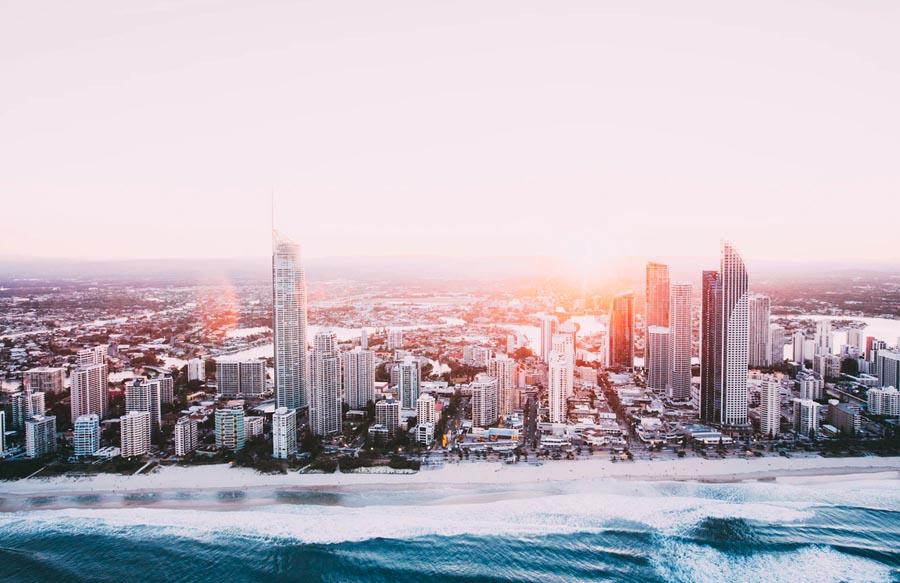Mietwagen Gold Coast
