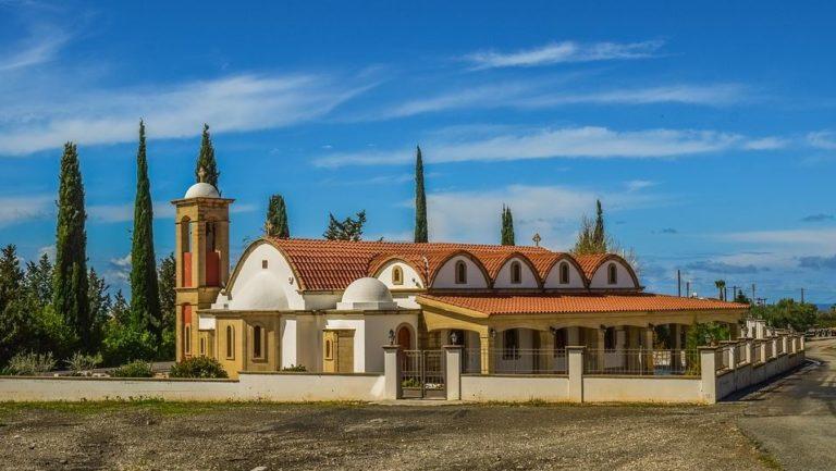 Kirche auf Zypern nahe Paphos