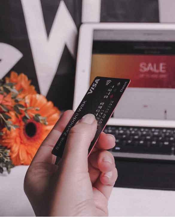 Kreditkarte fuer Kaution