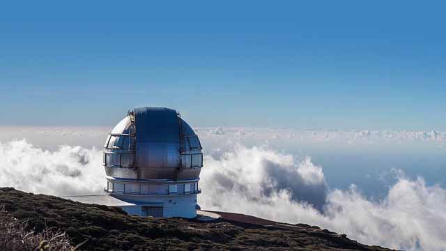 Sternwarte auf La Palma