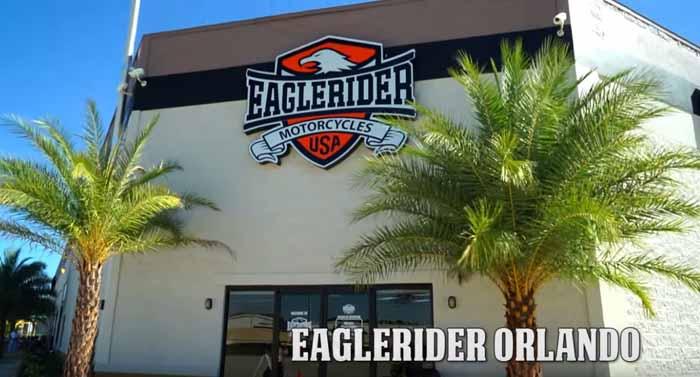 Eaglerider Orlando Motorrad mieten
