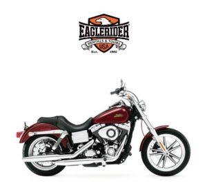 Harley D Low Rider Motorrad mieten