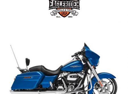 Harley D Street Glide Motorrad mieten