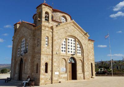 Kirche bei Papho