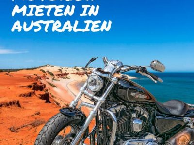 motorrad mieten australien harley