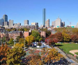 Skyline Boston Mietwagen Boston Preisvergleich